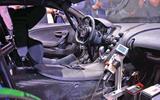 Bugatti Chiron Super Sport 300+ official debut - cabin