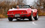 Chevrolet Corvette C3 - hero rear