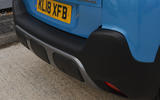 Citroen C3 Aircross Flair Puretech 130 long-term review - rear bumper