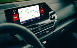 Citroen C4 Puretech 2021 UK (LHD) first drive review - infotainment