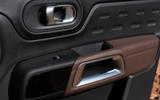 Citroen C5 Aircross 2018 first drive review - door cards
