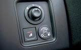 Dacia Duster Bi-Fuel 2020 UK first drive review - controls