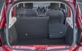 Dacia Sandero 2019 UK first drive review - boot