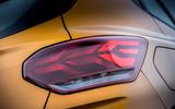 8 Dacia Sandero Stepway 2021 UK first drive review rear lights