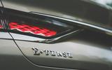 8 DS 9 2021 UK FD rear badge