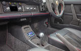 8 Everrati Porsche 964 2021 UK FD gearstick