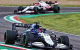 8 F1 Emilio romagnia 2021 talking points Williams