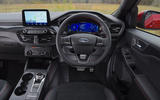 Ford Kuga ST-Line PHEV 2020 UK first drive review - dashboard