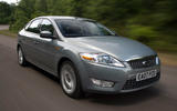 Ford Mondeo 2007 - hero front