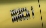 8 Ford Mustang Mach 1 2021 UK first drive review side decals