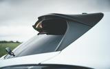 8 Ford Puma ST Mountune m260 2021 UK FD spoiler