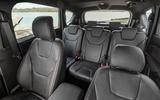 8 Ford S Max Hybrid 2021 UK FD cabin