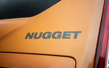8 Ford Transit Nugget 2021 UK FD rear badge