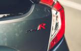 8 Honda Civic Type R Sportsline 2021 UK FD rear lights