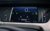 Honda Jazz Crosstar 2020 UK first drive review - instruments