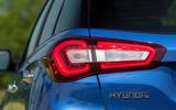 Hyundai i20 2018 review rear lights