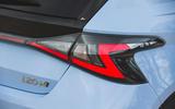 8 Hyundai i20 N 2021 UK first drive review rear lights