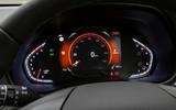 Hyundai i30 2020 UK first drive review - instruments