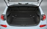 Hyundai i30 N 2018 UK review boot