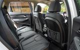 8 Hyundai Santa Fe PHEV 2021 UK FD rear seats