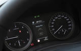 Hyundai Tucson 2.0 CRDI 48v 2018 first drive review instrument cluster