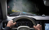 Volvo augmented reality safety systems