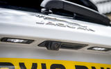 Jaguar E-Pace D150 2018 review reversing camera