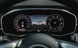 8 Jaguar F Pace SVR 2021 UK first drive review instruments