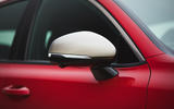 8 Kia Stinger GT S 2021 UK review wing mirrors