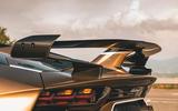 Lamborghini Aventador SVJ Roadster 2019 first drive review - spoiler
