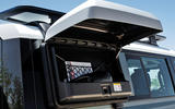 Land Rover Defender 110 S 2020 first drive review - side box