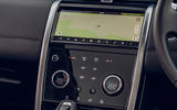 Land Rover Discovery Sport P200 2019 UK first drive review - infotainment