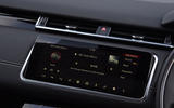 Land Rover Range Rover Velar 2019 UK first drive review - infotainment