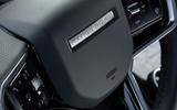 8 Land Rover Range Rover Velar PHEV 2021 UK first drive review steering wheel