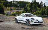 Litchfield Alpine A110 2018 UK review - static front