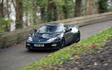 Lotus Evora GT410 Sport 2018 UK review on the road front