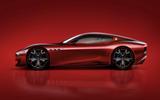 Maserati Granturismo render 2020 - static side