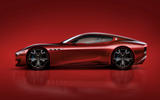 Maserati Granturismo render 2020 - static side