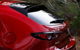 Mazda 3 2.0 Skyactiv-G 2019 first drive review - rear end