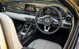 8 Mazda MX 5 Sport Venture 2021 UK FD cabin