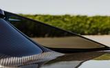 McLaren 720S Spider 2019 UK first drive - glass carnards