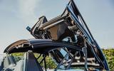 McLaren 720S Spider 2019 UK first drive - roof folding