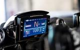 McLaren Senna GTR 2019 first drive review - instruments