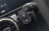 Mercedes-Benz A-Class A180 SE 2019 first drive review - start button