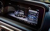 Mercedes-Benz G400d 2019 first drive review - infotainment
