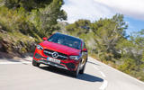 Mercedes-Benz GLA 220d 2020 first drive review - on the road front