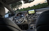Mercedes-Benz GLC F-Cell 2018 first drive review - dashboard