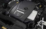 Mercedes-Benz GLE 350de 2020 first drive review - engine