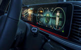 Mercedes-Benz GLS 400d 2019 UK first drive review - instruments