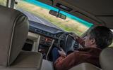 Mercedes-Benz W124 - interior